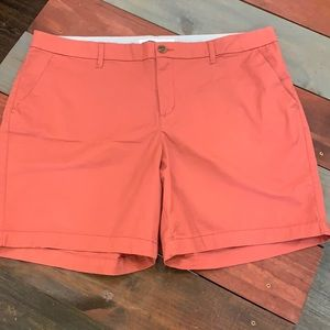 3 FOR $20 Old Navy Everyday Shorts Dusty Rose 16